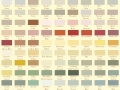 Farrow and Ball colour chart